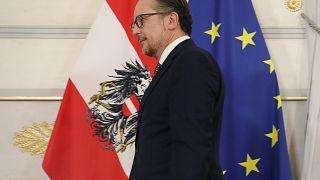 Österreichs neuer Bundeskanzler Alexander Schallenberg
