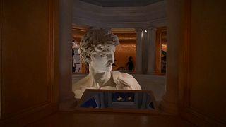 Réplica de David censurada na Expo Dubai