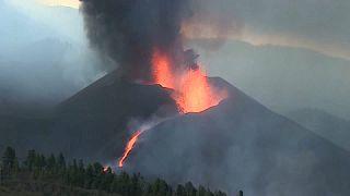Erupção do Cumbre Vieja sem fim à vista