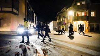 Kongsberg, Norwegen