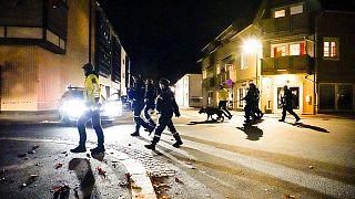 Saldırı Norveç'in başkenti Oslo yakınlarındaki Kongsberg kasabasında bir market yakınında gerçekleşti
