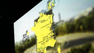 Le tracé du Tour de France 2022, présenté à Paris le 14/10/2021