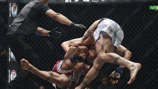 Международный турнир по MMA в Японии. 2019 год