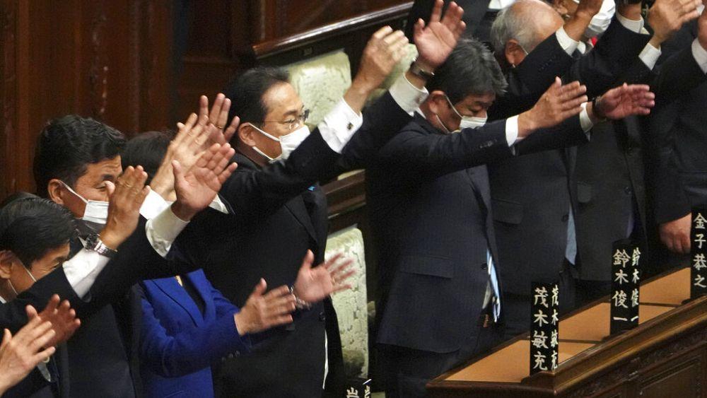 Pemimpin baru Jepang membubarkan parlemen, membuka jalan bagi pemilihan baru