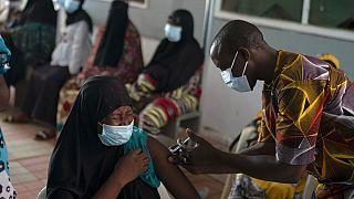 oltás Gambiában