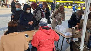 Ellenzéki előválasztás - 2021. október 13. - Nyugati tér, Budapest