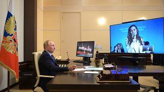 سخنرانی پوتین