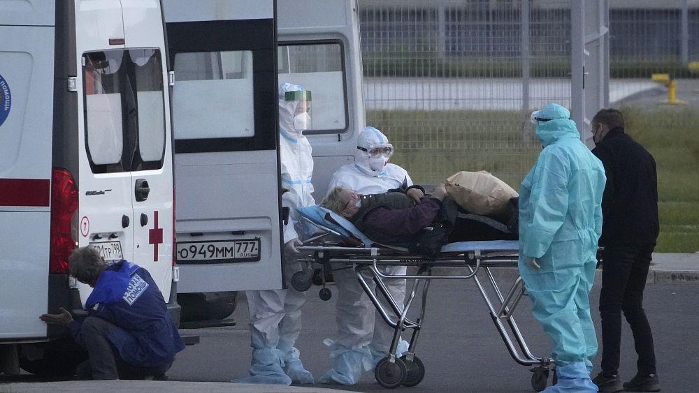 Eropa Timur di tengah lonjakan COVID karena vaksinasi terlambat