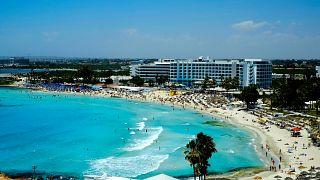 Virus Outbreak Cyprus Reopening Travel