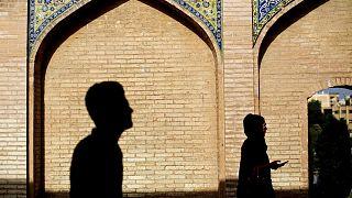 عکس آرشیوی از اصفهان