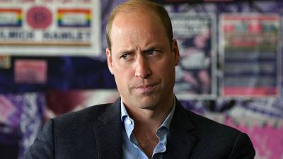 Prince William says saving the Earth should come before searching for life on other planets.
