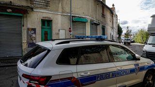 مسرح جريمة في فرنسا- أرشيف.