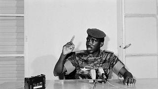 توما سانکارا، رئیس جمهوری انقلابی بورکینافاسو
