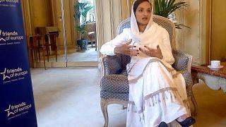 Афганская женщина-мэр продолжает борьбу в эмиграции