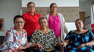 پنج زن کنگو
