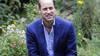 İngiliz tahtının ikinci sıradaki varisi Prens Williams