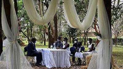 Covid-19 : cérémonies de mariage interdites pendant 45 jours au Congo