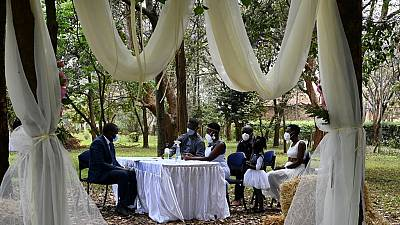 Covid-19: Wedding ceremonies banned for 45 days in Congo