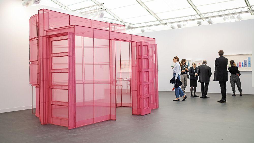 Frieze London 2021 en imágenes: volver a vivir el arte