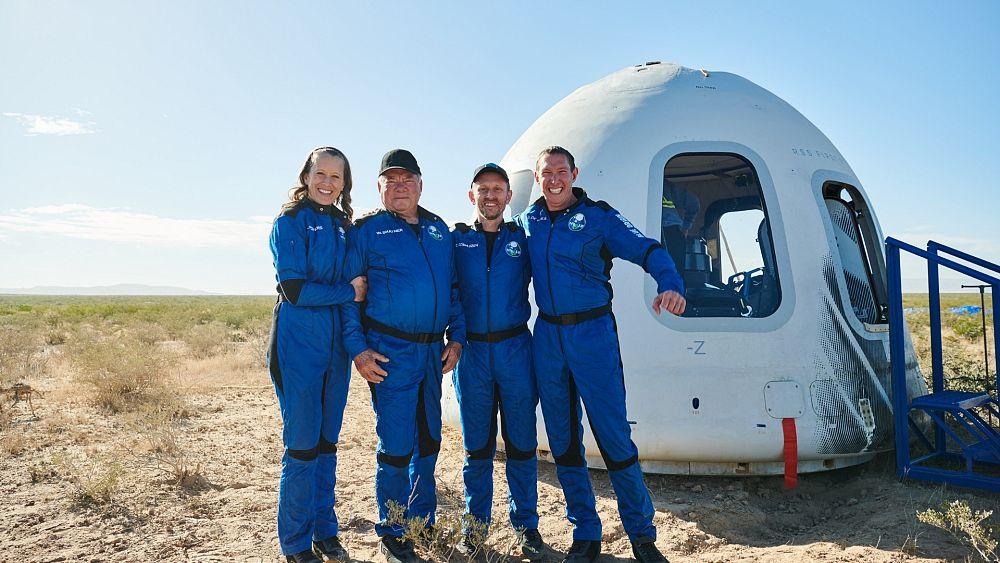 Origen azul: Eche un vistazo al lujoso pueblo de astronautas en Texas