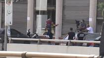 Gunfire exchanges in streets of Beirut wounding several