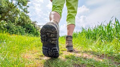 Something as simple as walking more could alleviate pressure on the UK's National Health Service (NHS).