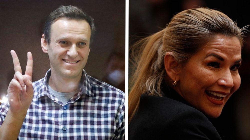 Hadiah Sakharov: Alexei Navalny & Jeanine Anez dalam daftar pendek Uni Eropa untuk penghargaan hak asasi manusia