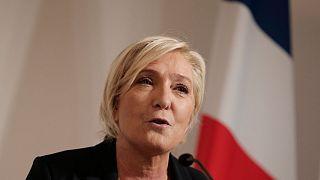 مارین لوپن، نامزد راست افراطی ریاست جمهوری فرانسه