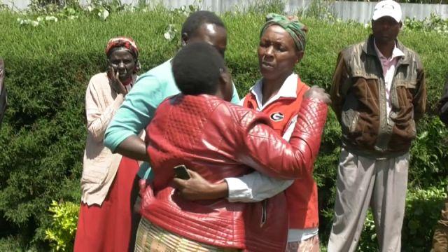 Kenya : les proches de l'athlète Agnes Tirop inconsolables