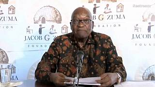 Zuma speaks to grassroots supporters