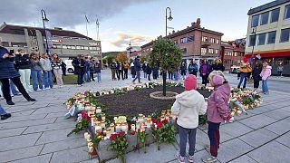 Schock in Norwegen nach dem Angriff mit Pfeil und Bogen in Kongsberg