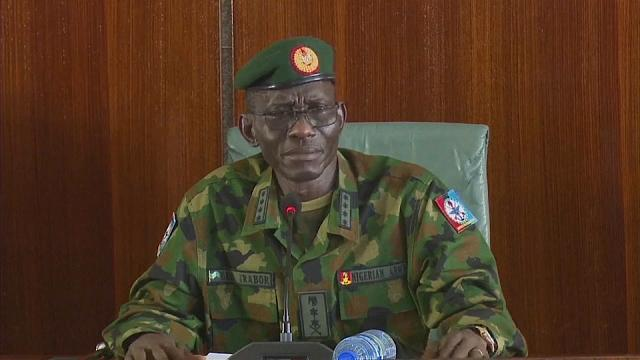 Nigeria : l'armée annonce la mort d'Abu Musab al-Barnawi