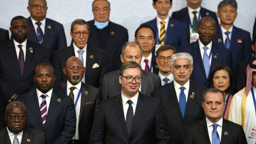 Belgrado acaba de acoger la mayor reunión de líderes mundiales del que nunca ha oído hablar