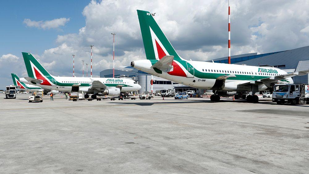 La nueva aerolínea italiana ITA despega, ya que Alitalia está permanentemente en tierra