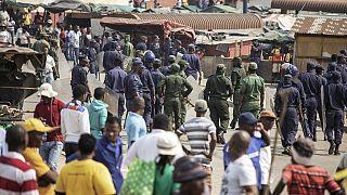 Eswatini : internet coupé pendant des manifestations pro-démocratie