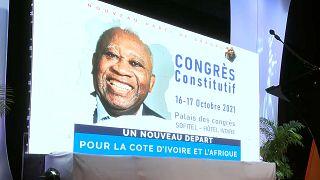 Congrès constitutif du parti de Laurent Gbagbo