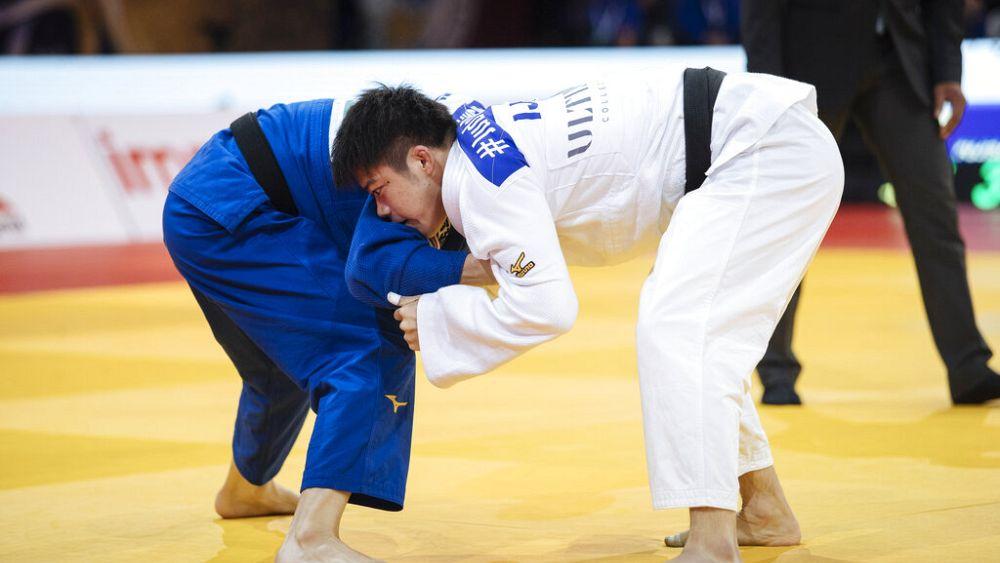 Grand Slam Judo Paris ke-50 2021