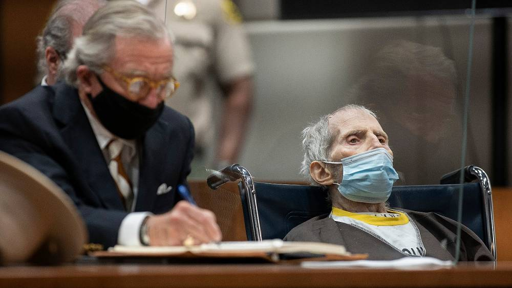 Robert Durst hospitalised with COVID-19, his lawyer says