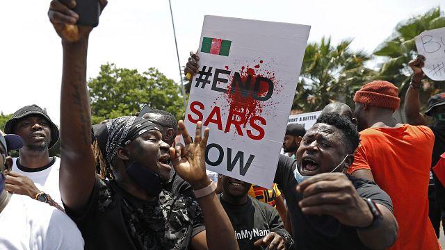 Il y a un an, les nigérians manifestaient contre la SARS