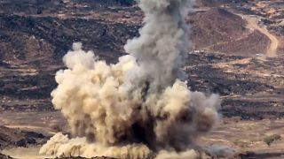 """السعودية نيوز        التحالف بقيادة السعودية يعلن مقتل 165 """"متمردا يمنيا"""" في ضربات جديدة جنوب مأرب"""