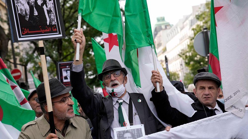 Marzo conmemora la masacre de argelinos en París