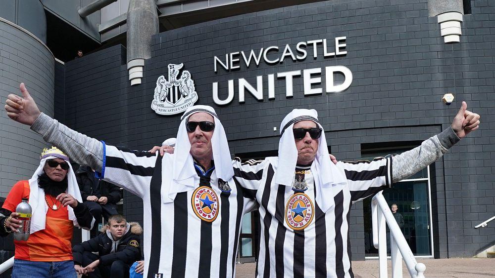 Esperanza, moralidad conflictiva mientras los fanáticos del Newcastle dan la bienvenida a los saudíes