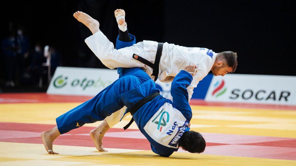 Hari 2 Grand Slam Judo Paris ke-50 2021