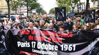 Massacre du 17 octobre 1961 : hommage aux victimes algériennes