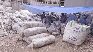 RDC : recycler les déchets plastiques pour assainir Kinshasa