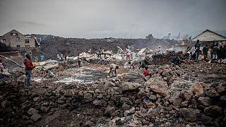 RDC : reconstruire après l'éruption du volcan Nyiragongo