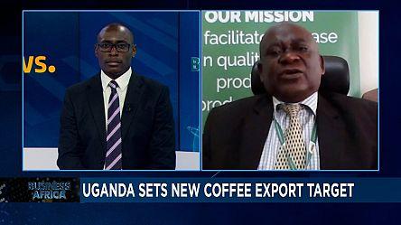 Ouganda : nouvel objectif pour les exportations de café [Business Africa]