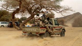 Three policemen killed in Niger jihadist assault