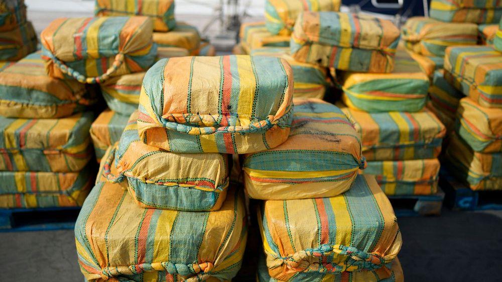Portugal incauta cocaína por valor de 200 millones de euros en un yate en el océano Atlántico