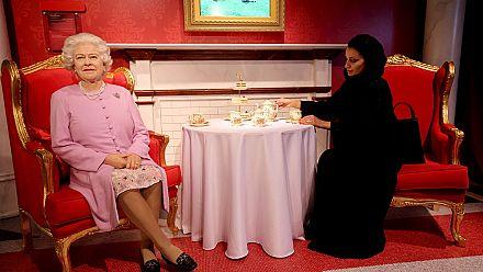 Madame Tussauds opens museum in Dubai